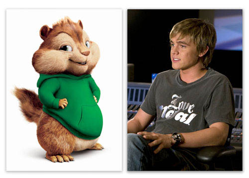 Alvin and the Chipmunks Photo 7 - Large