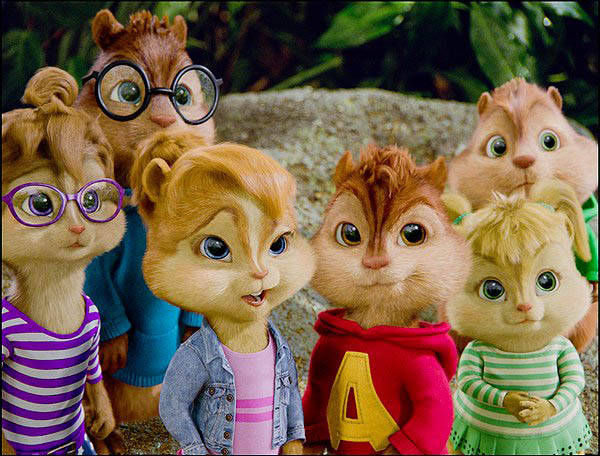 Alvin and the Chipmunks: Chipwrecked Photo 7 - Large