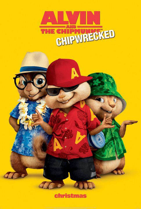 Alvin and the Chipmunks: Chipwrecked Photo 13 - Large