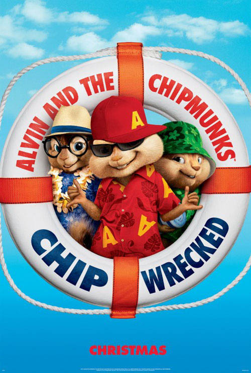 Alvin and the Chipmunks: Chipwrecked Photo 14 - Large