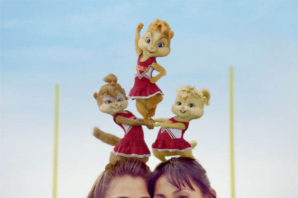 Alvin and the Chipmunks: The Squeakquel Photo 1 - Large