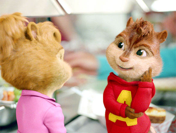 Alvin and the Chipmunks: The Squeakquel Photo 10 - Large