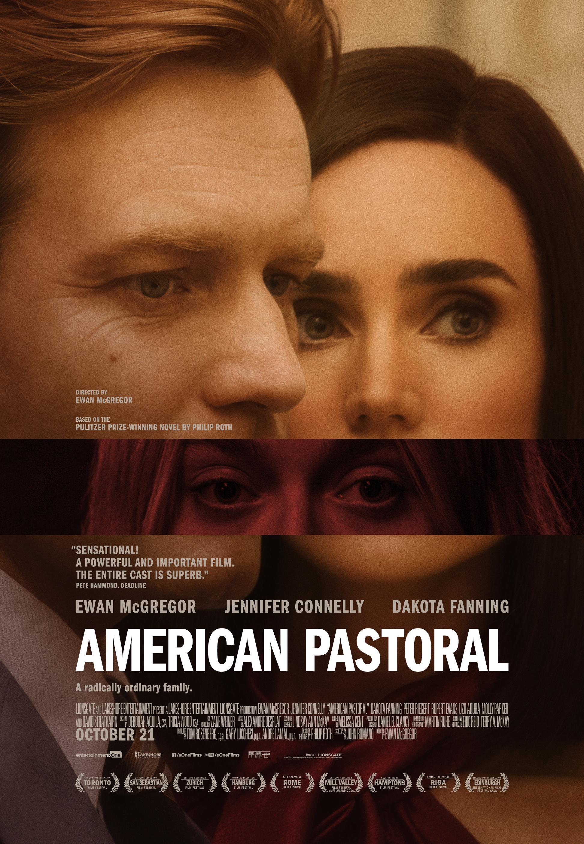 American Pastoral Large Poster