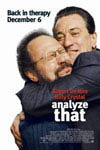 Analyze That Movie Poster