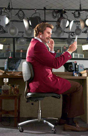 Anchorman: The Legend of Ron Burgundy Photo 19 - Large