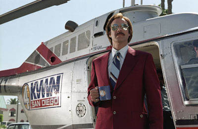 Anchorman: The Legend of Ron Burgundy Photo 4 - Large