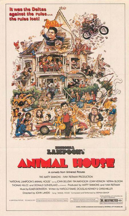 Animal House Photo 1 - Large