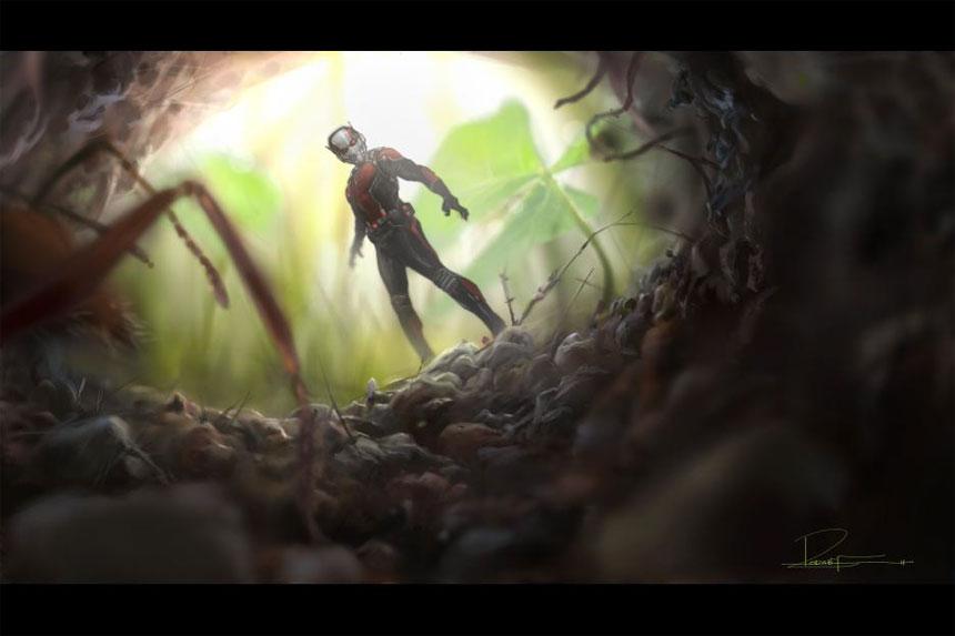 Ant-Man Photo 3 - Large