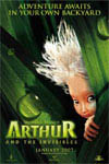Arthur and the Invisibles Movie Poster