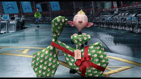 Arthur Christmas Photo 14 - Large