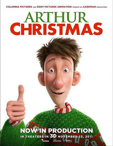 Arthur Christmas Photo 28 - Large