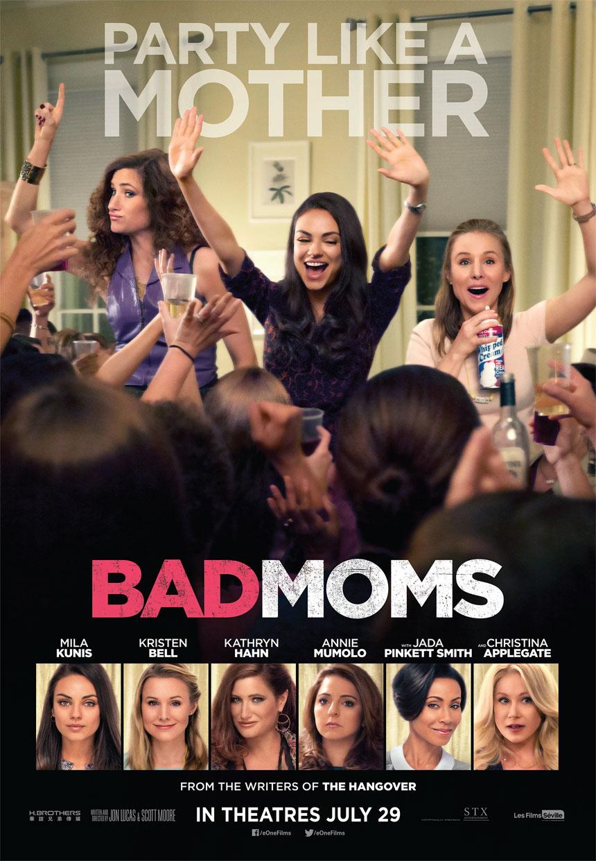 Bad Moms Large Poster