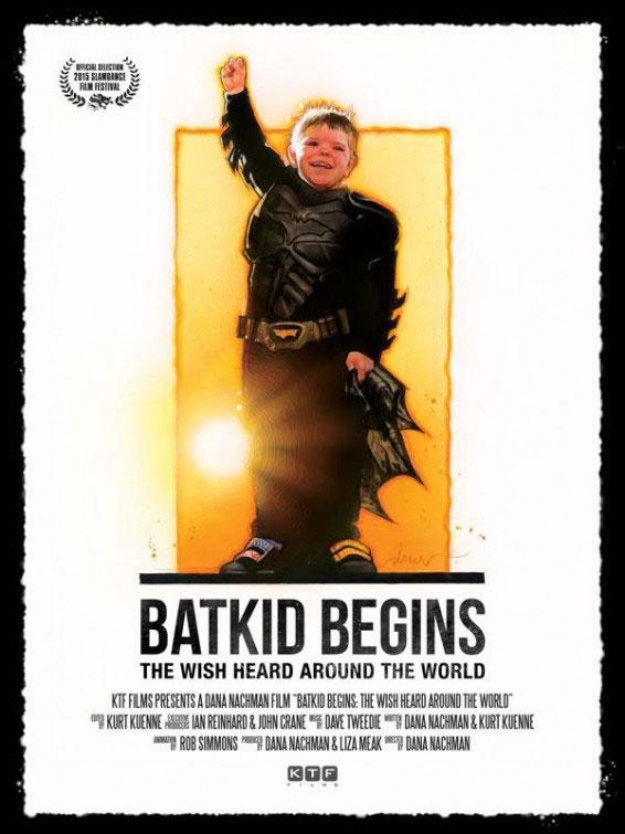 Batkid Begins Photo 1 - Large