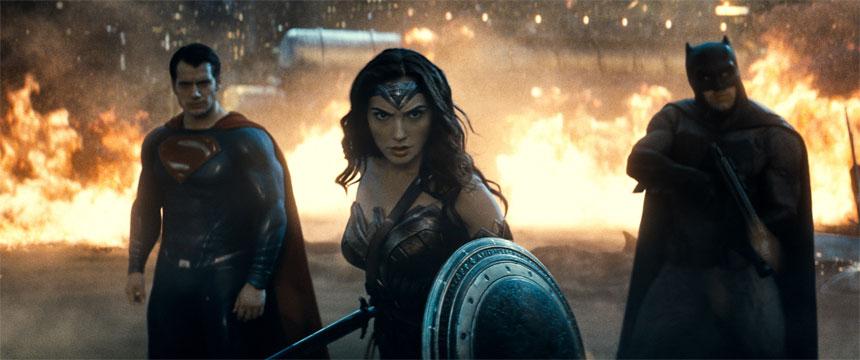 Batman v Superman: Dawn of Justice Photo 3 - Large