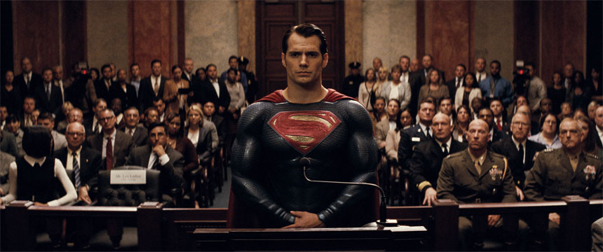 Batman v Superman: Dawn of Justice Photo 4 - Large