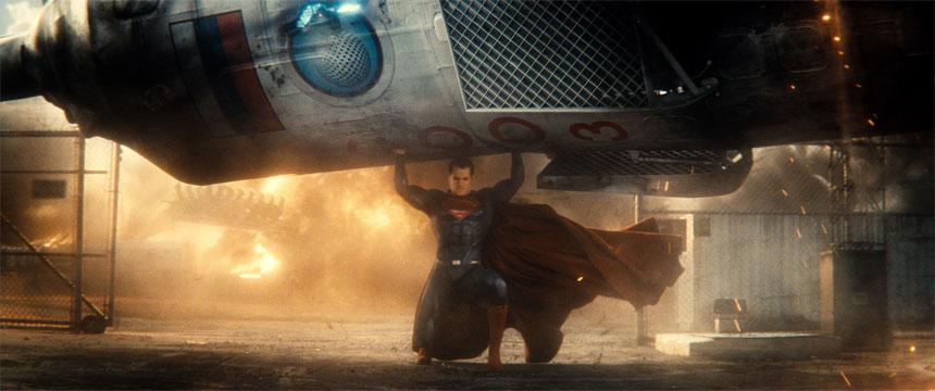 Batman v Superman: Dawn of Justice Photo 9 - Large