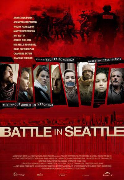 Battle in Seattle Photo 10 - Large