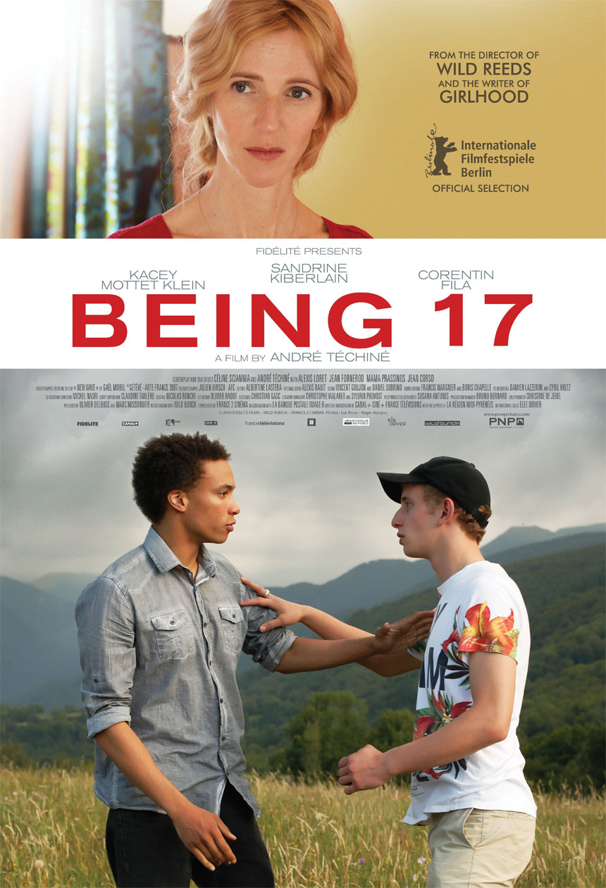 Being 17 Large Poster