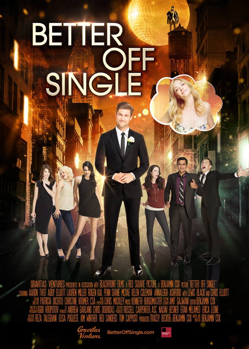 Better Off Single Large Poster