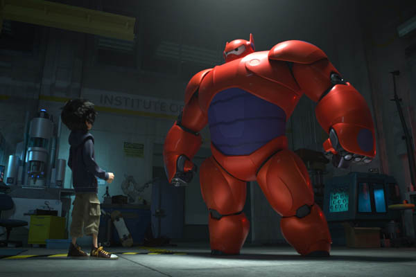 Big Hero 6 Photo 21 - Large
