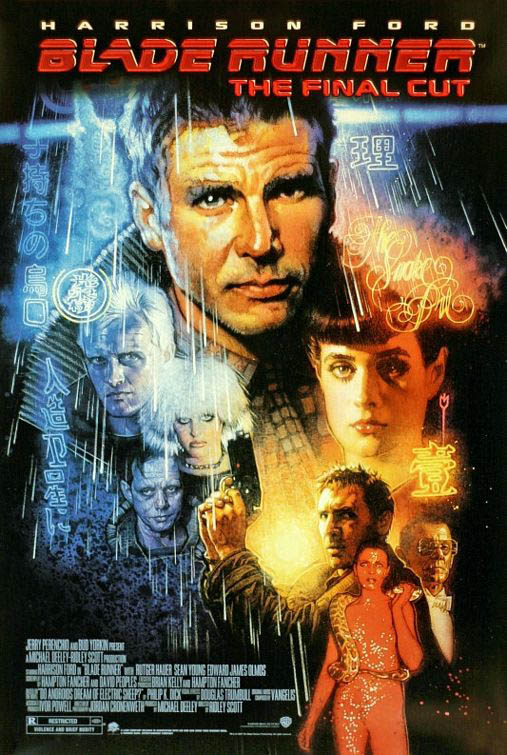 Blade Runner: The Final Cut Large Poster