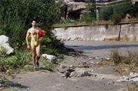 Borat: Cultural Learnings of America for Make Benefit Glorious Nation of Kazakhstan Photo 14