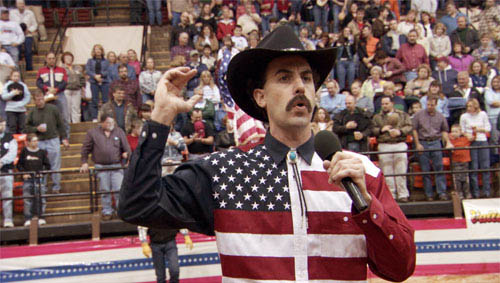 Borat: Cultural Learnings of America for Make Benefit Glorious Nation of Kazakhstan Photo 4 - Large
