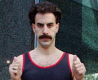 Borat: Cultural Learnings of America for Make Benefit Glorious Nation of Kazakhstan Photo 16