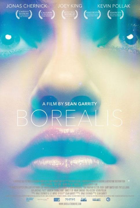 Borealis Large Poster