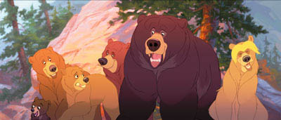 Brother Bear Photo 3 - Large