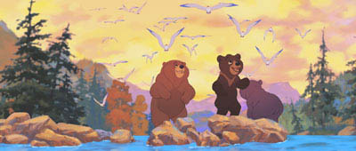 Brother Bear Photo 2 - Large