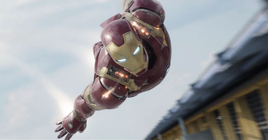 Captain America: Civil War Photo 60 - Large