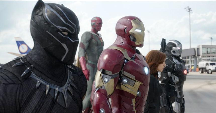 Captain America: Civil War Photo 64 - Large