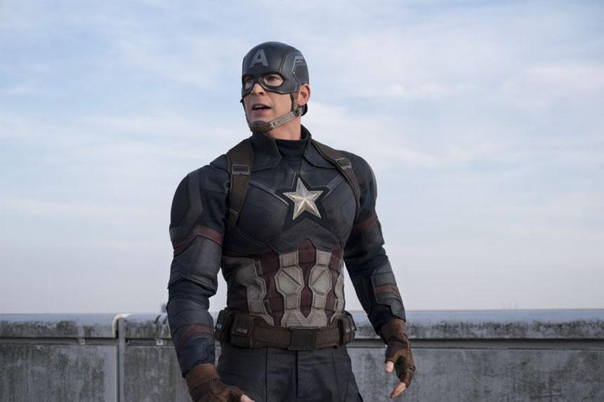 Captain America: Civil War Photo 10 - Large