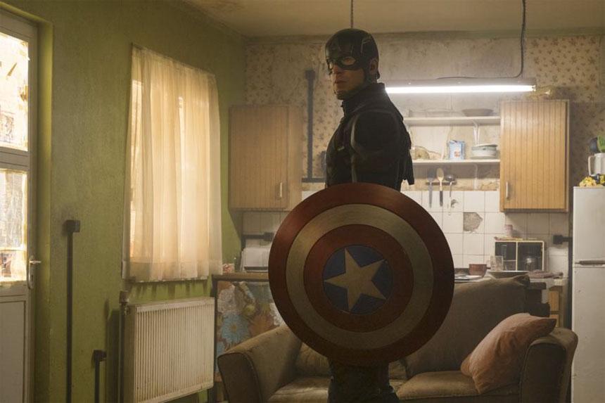 Captain America: Civil War Photo 67 - Large