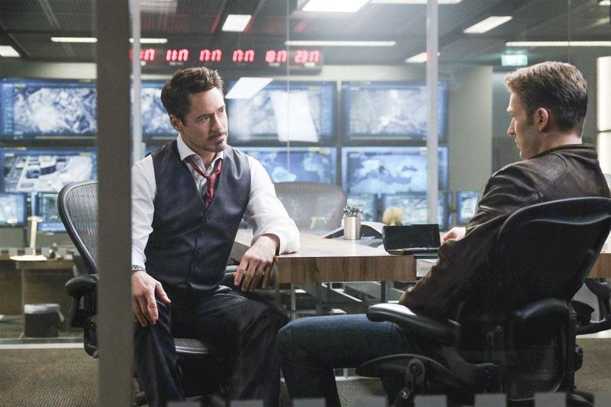 Captain America: Civil War Photo 69 - Large