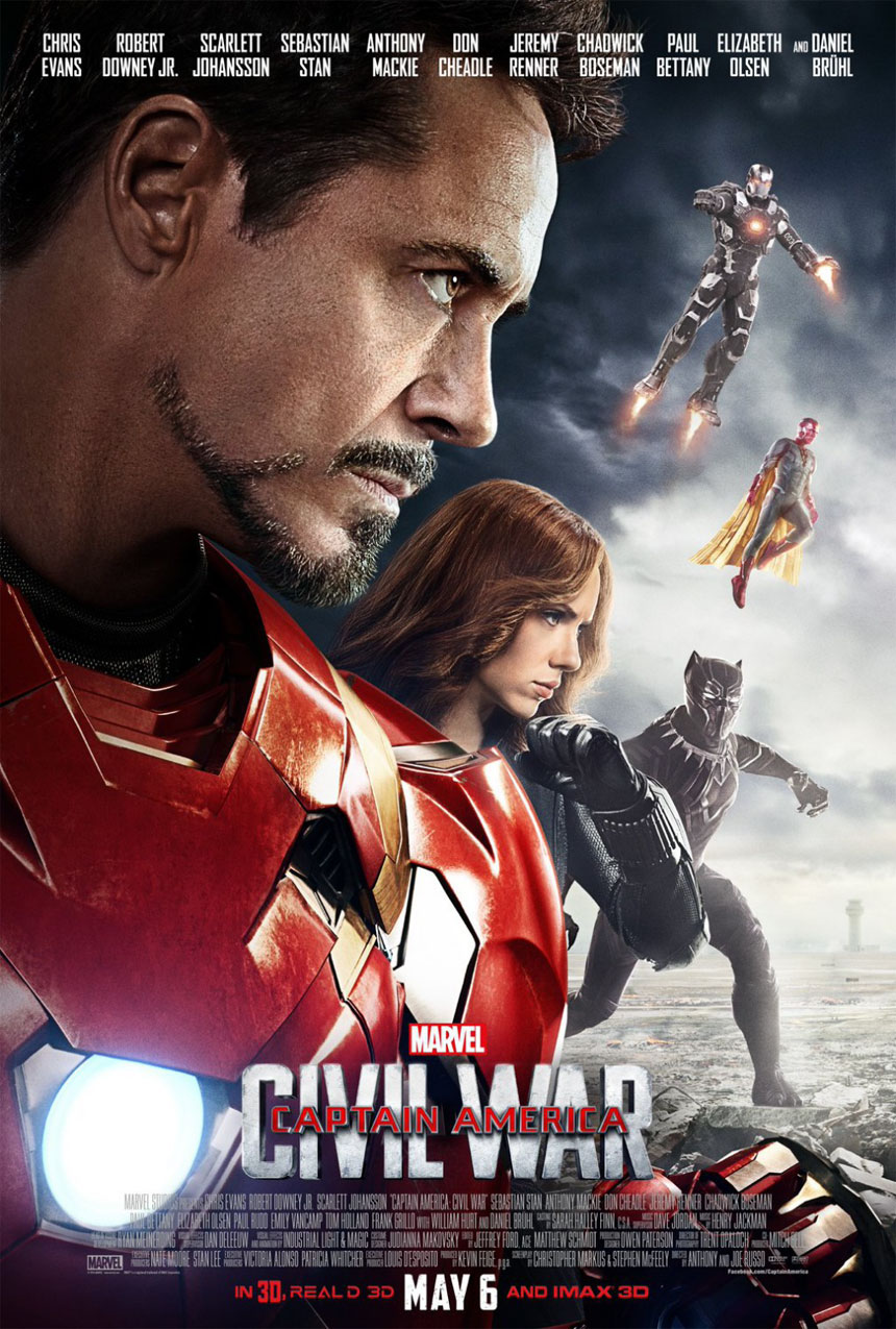 Captain America: Civil War Photo 38 - Large