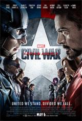Captain America: Civil War movie trailer