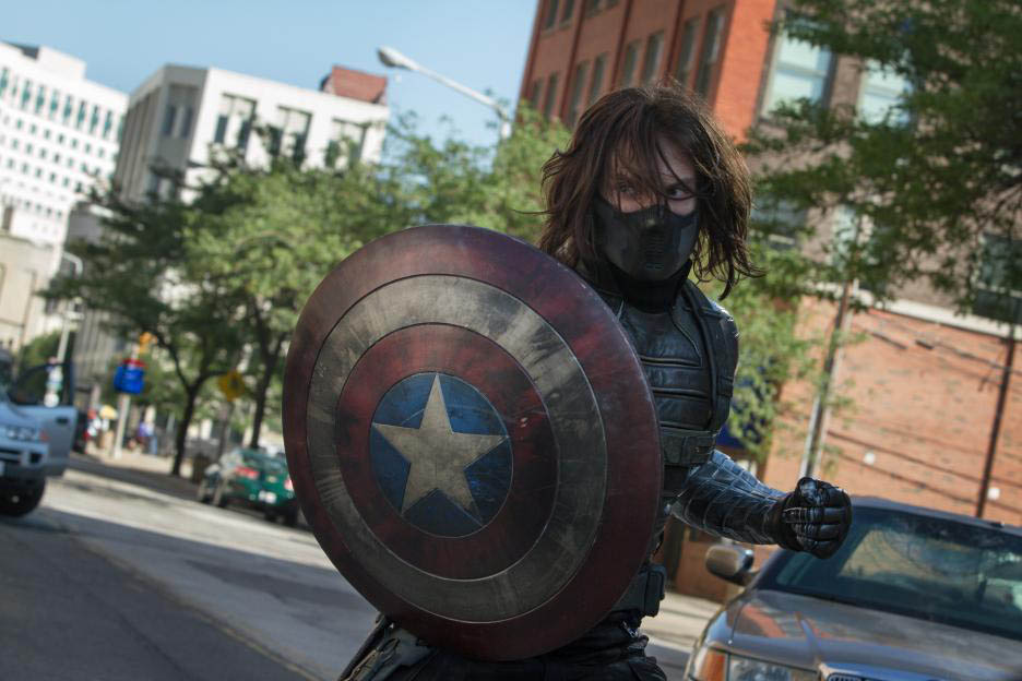 Captain America: The Winter Soldier Photo 11 - Large