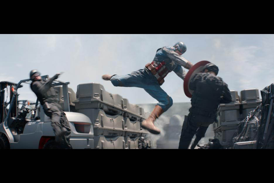 Captain America: The Winter Soldier Photo 16 - Large