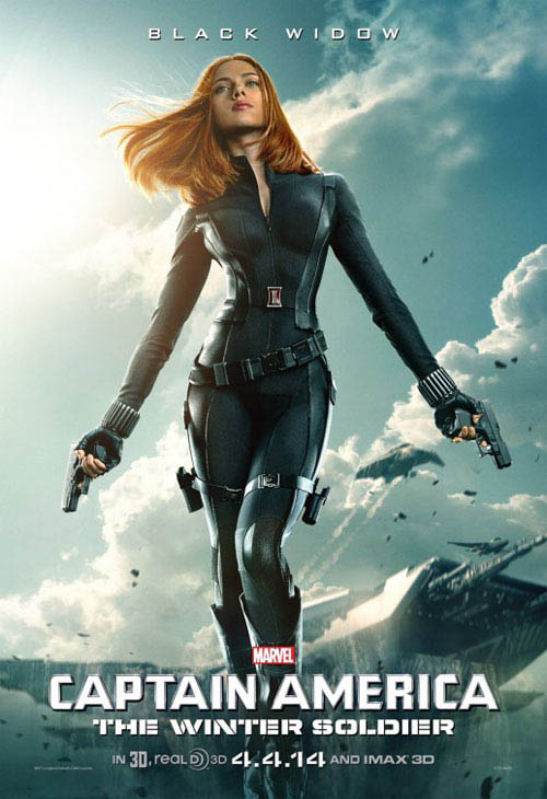 Captain America: The Winter Soldier Photo 30 - Large