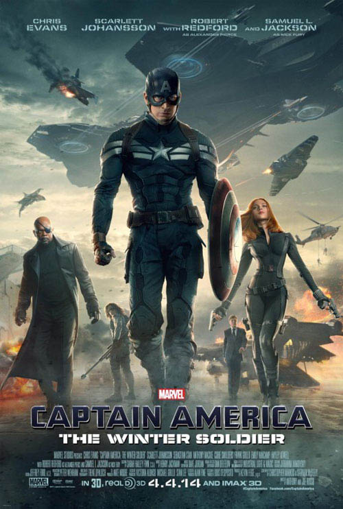 Captain America: The Winter Soldier Photo 36 - Large