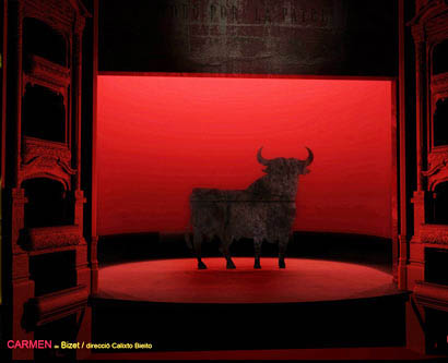 Carmen LIVE via Satellite from Gran Teatre del Liceu, Barcelona Photo 2 - Large