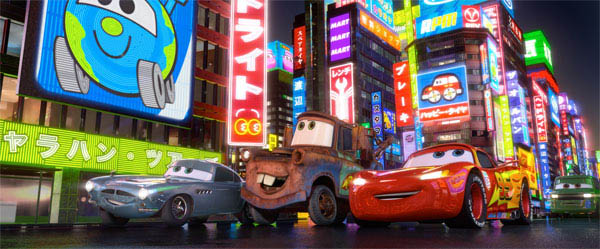 Cars 2 Photo 1 - Large