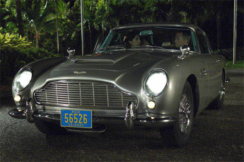 The Tribute! 1964 Aston!