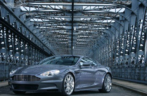 Aston Martin DBS. The Real Deal!
