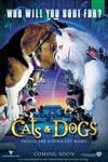 Cats & Dogs Movie Poster