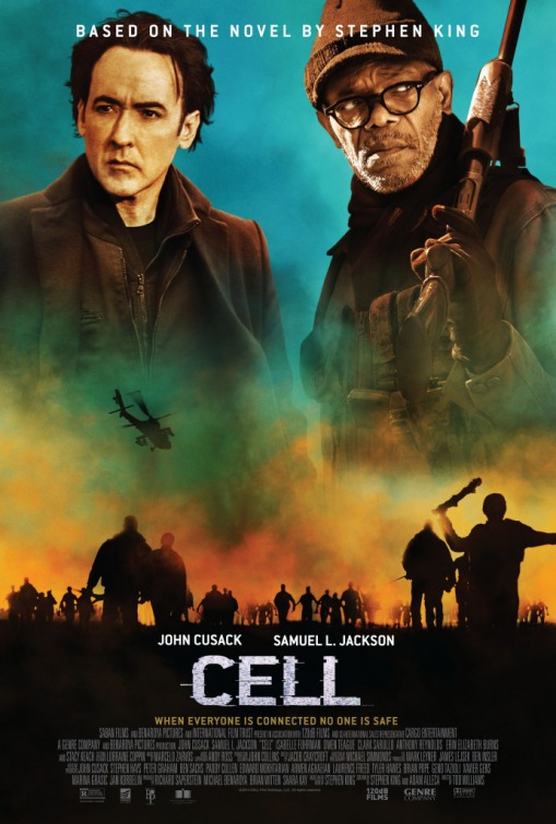 Cell Large Poster