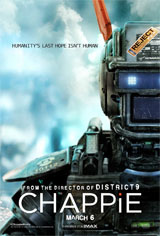 Chappie (in theatres and IMAX)
