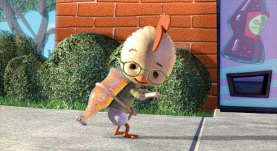 Chicken Little in Disney Digital 3-D Photo 21 - Large